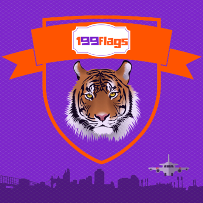 199flags tiger shield