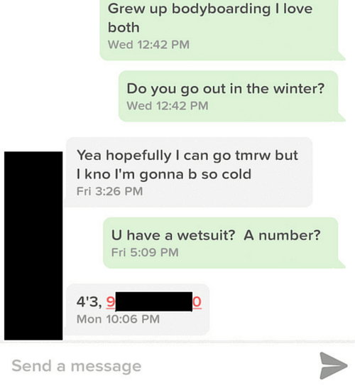 How to get a girl's number on tinder