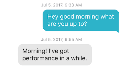 How to Start a Conversation with a Girl on Tinder 1