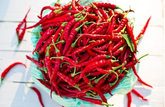cayenne pepper aphrodisiac