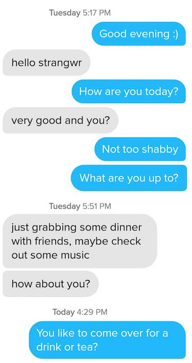 The Absolute Best Tinder Bios to Get Laid Like a Rockstar