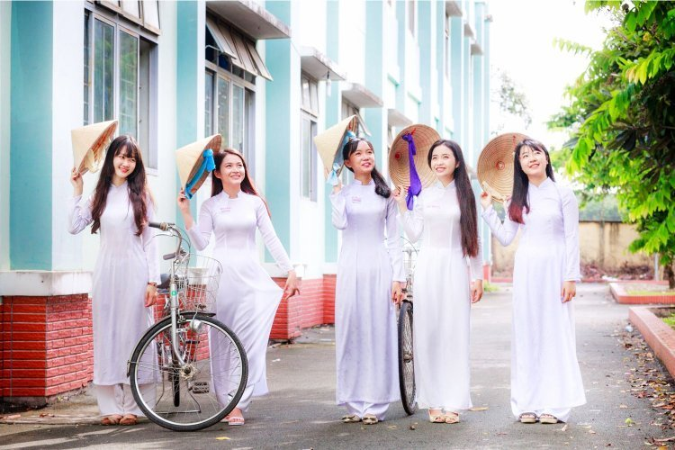 beautiful Vietnamese women